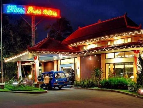 Hotel Puri Asri Magelang - Front