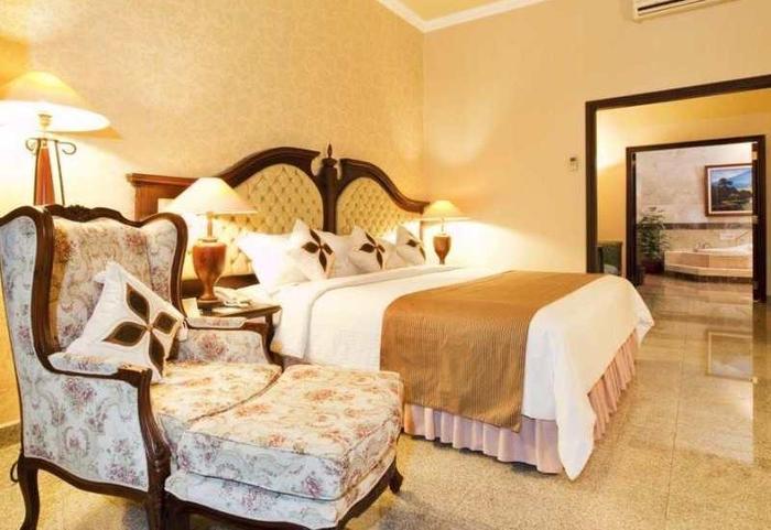 Hotel Puri Asri Magelang - Room