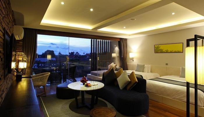 Watermark Hotel Bali - Suite Room