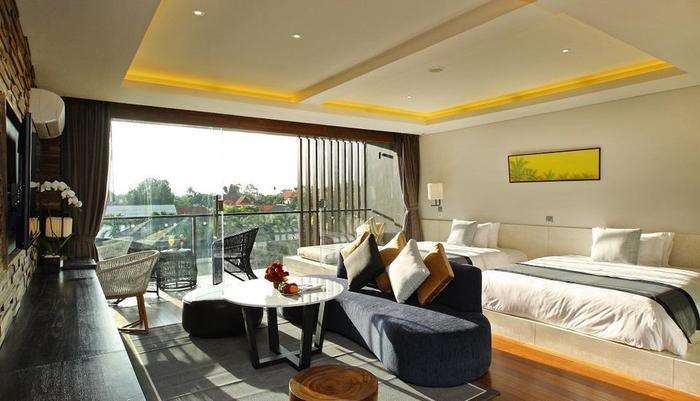 Watermark Hotel Bali - Panoramic Club Watermark Suite