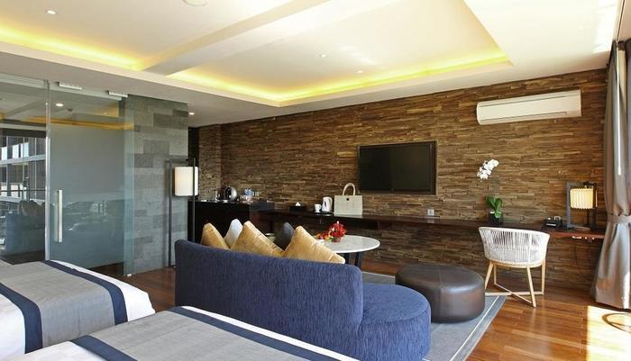 Watermark Hotel Bali - Club Watermark Suite with Private Pool