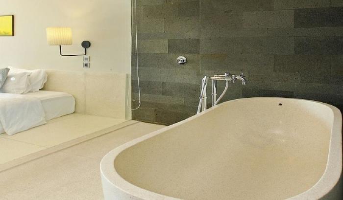 Watermark Hotel Bali - Suite Bathroom