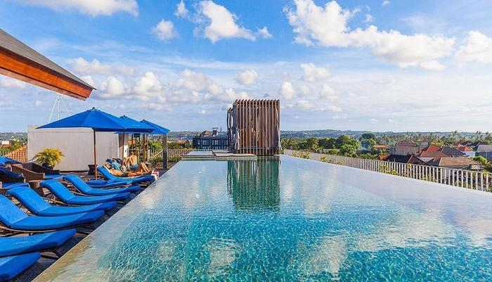 Watermark Hotel Bali - Rooftop