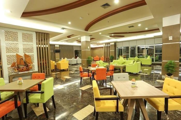 Dalton Hotel Makassar - Resto
