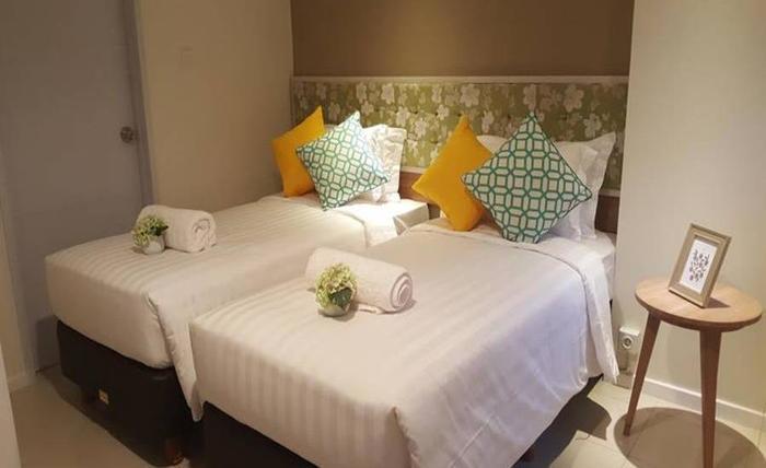 Wood Hotel Bandung Bandung - Superior Room