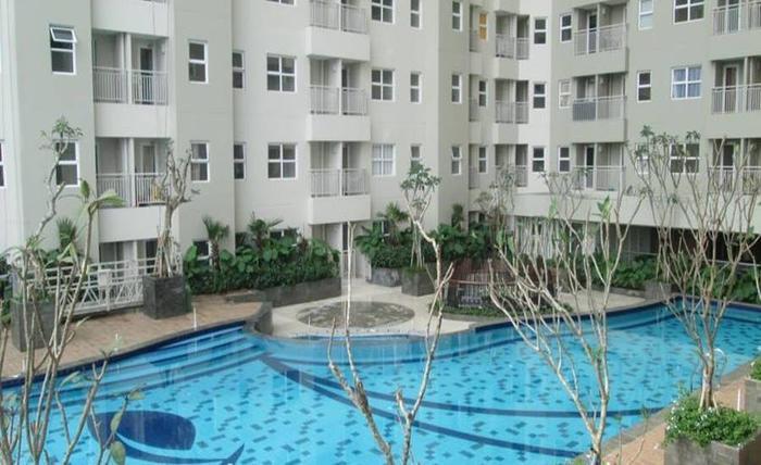 Wood Hotel Bandung - Swimming Pool