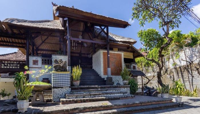 RedDoorz @Padma Utara 2 Bali - Eksterior