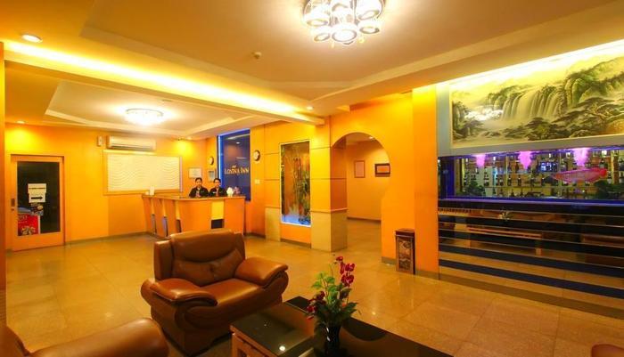 Lovina Inn Penuin Batam - Lobby