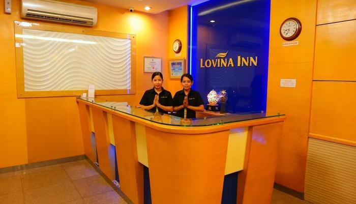Lovina Inn Penuin Batam - Reception