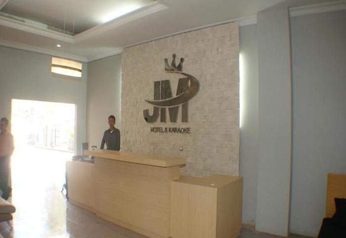 JM Hotel Kuta Lombok Lombok - Resepsionis