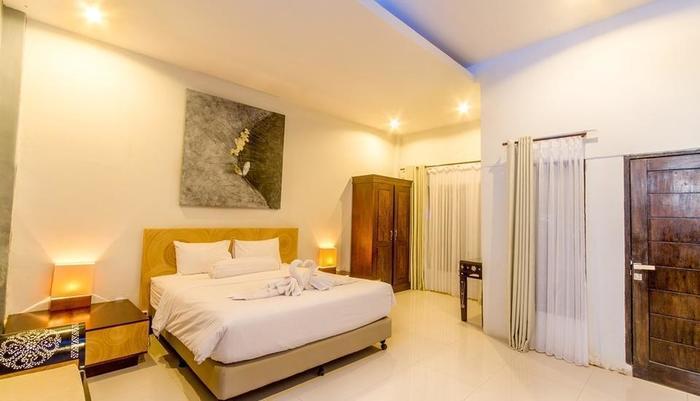JM Hotel Kuta Lombok - Deluxe Room