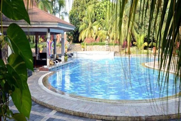 The Royale Krakatau Hotel Cilegon - Kolam Renang