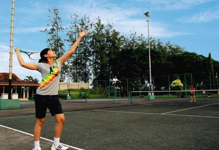 The Royale Krakatau Hotel Cilegon - Lapangan Tenis