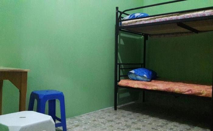 Dazhong Backpackers Hostel Medan - Kamar Cozy