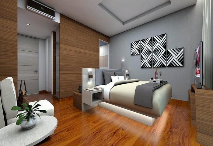 Hotel Santika Radial Palembang Palembang - Kamar tamu