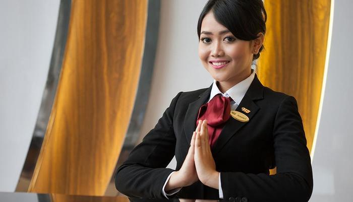 Hotel Santika Radial Palembang - Staf