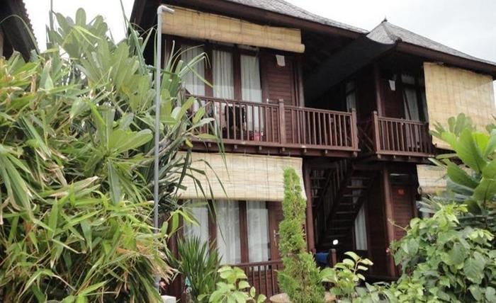 Rama Beach Inn Bali - Eksterior