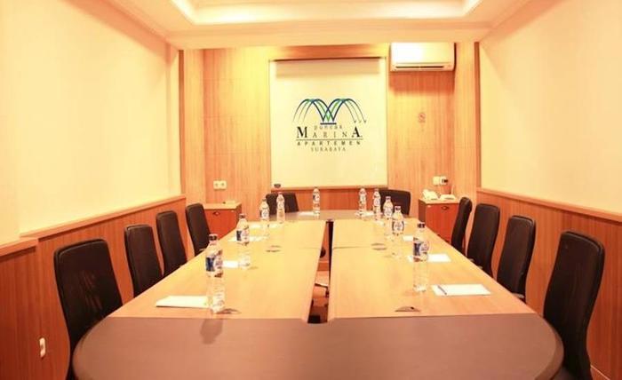 Apartemen Puncak Marina Surabaya - Ruang Rapat