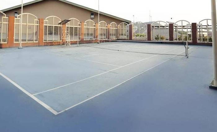 Apartemen Puncak Marina Surabaya - Lapangan Tenis