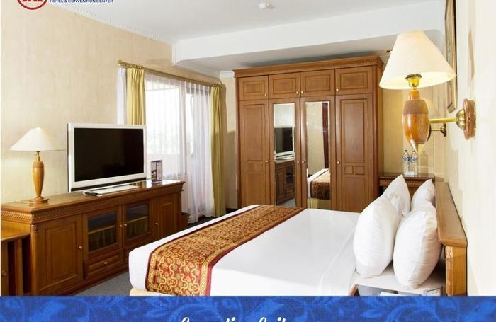 Abadi Hotel & Convention Center Jambi - KAMAR EXECUTIVE SUITE