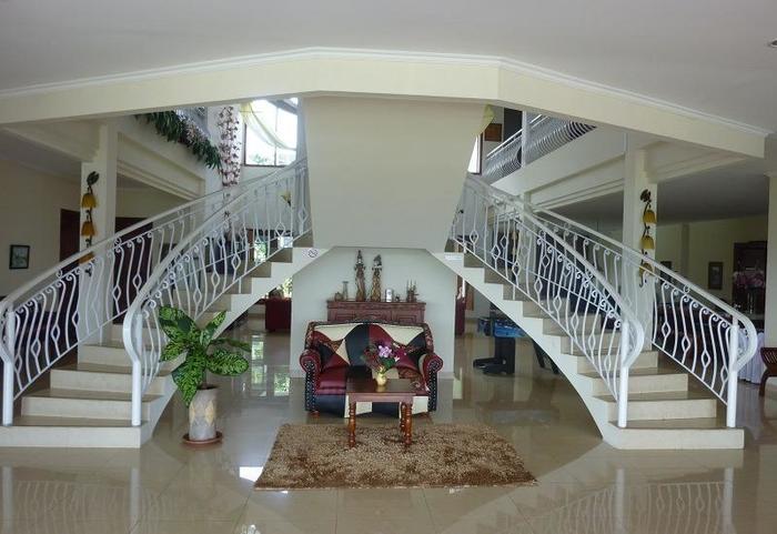 Hotel Venetys Bandung - lobi