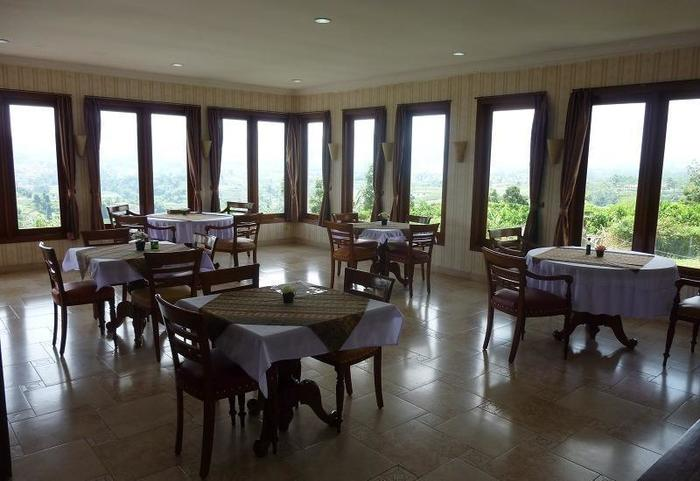 Hotel Venetys Bandung - Restoran