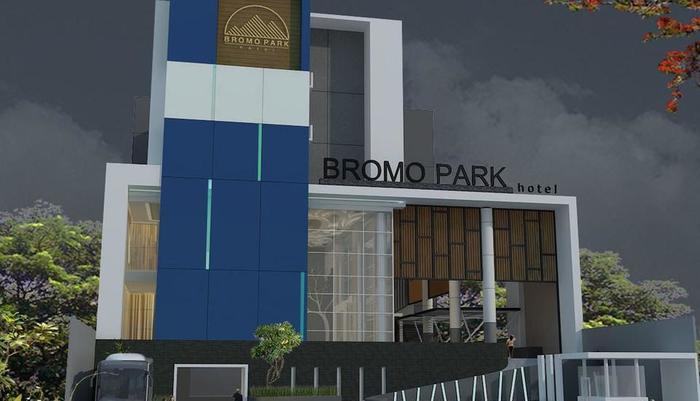Bromo Park Hotel Probolinggo - Tampilan Luar Hotel