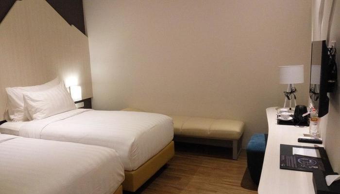 Bromo Park Hotel Probolinggo - Kamar Superior tanpa jendela