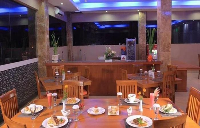 Grand Inn Hotel Lombok - Restoran
