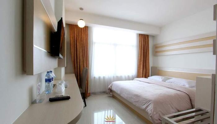 Classie Hotel Palembang - Room Deluxe Double