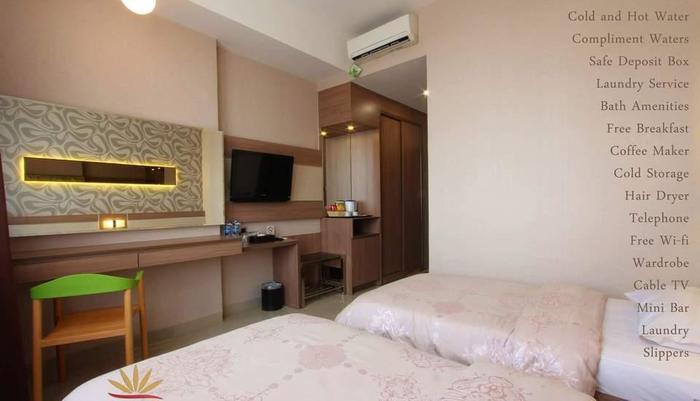 Classie Hotel Palembang - Deluxe Premiere