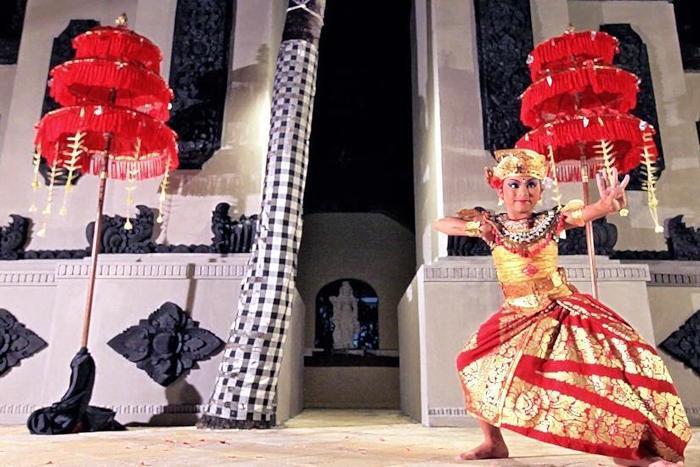 Radisson Bali Tanjung Benoa - Balinese Performance