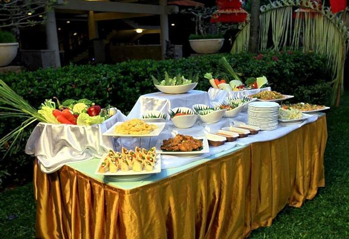 Radisson Bali Tanjung Benoa - BBQ Night