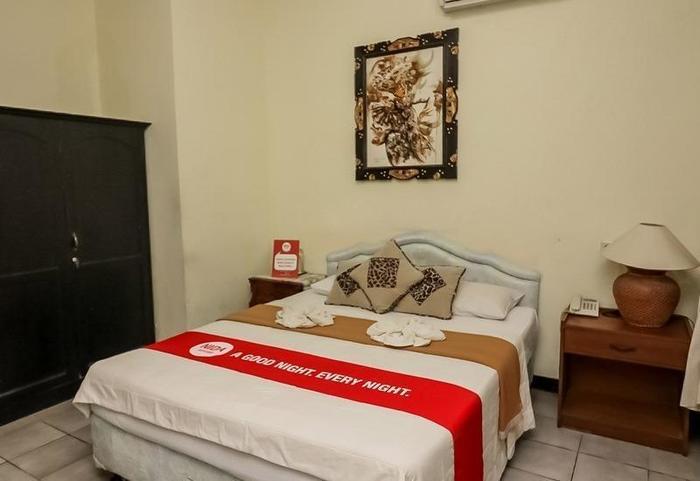 NIDA Rooms Sanur Beach Duta - Kamar tamu
