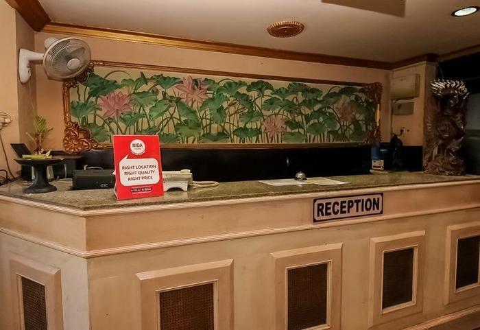NIDA Rooms Sanur Beach Duta - Resepsionis