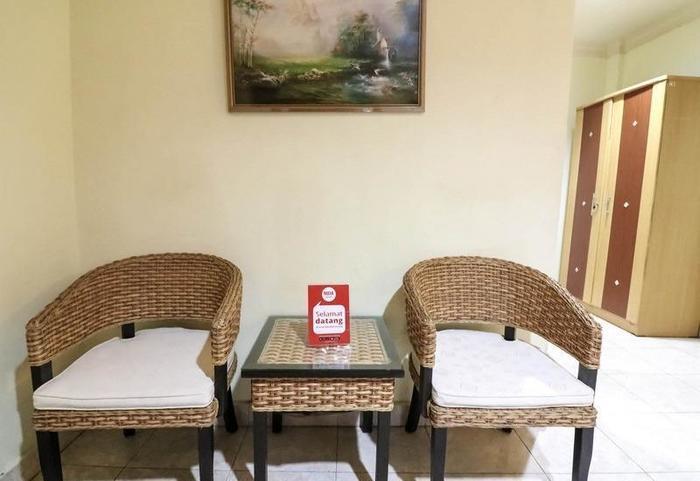 NIDA Rooms Sungai Sadang 96 Makassar - Kamar tamu