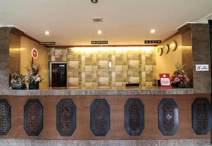 NIDA Rooms Sungai Sadang 96 Makassar - Resepsionis