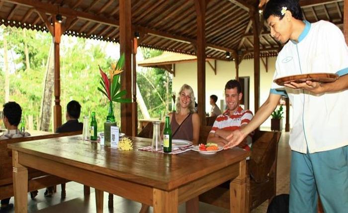 Ubud Heaven Sayan Bali - Restoran