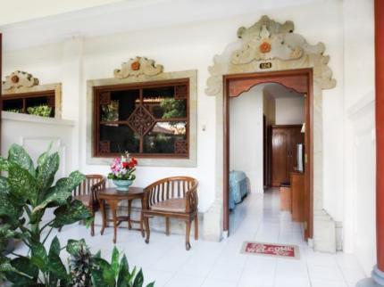Bakung Sari Resort Bali - Teras