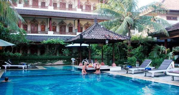 Bakung Sari Resort Bali - Kolam Renang