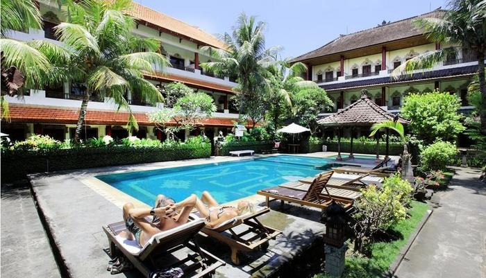 Bakung Sari Resort Bali - Swimming pool