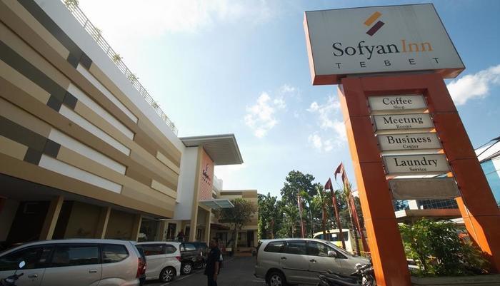 Sofyan Inn Tebet Jakarta - Luar Hotel