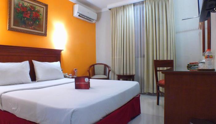 Sofyan Inn Tebet Jakarta - Kamar Tamu