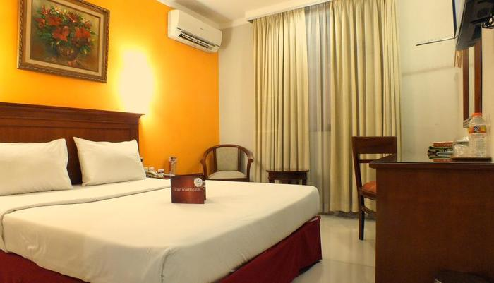 Sofyan Hotel Soepomo Tebet - Kamar Tidur