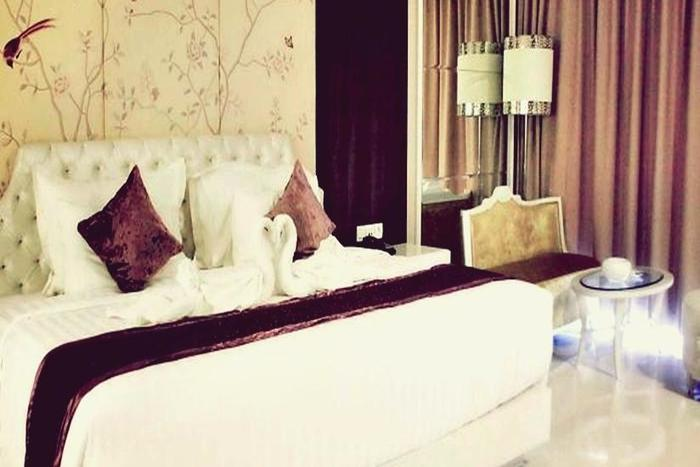 The Rich Prada Bali - Kamar Tamu