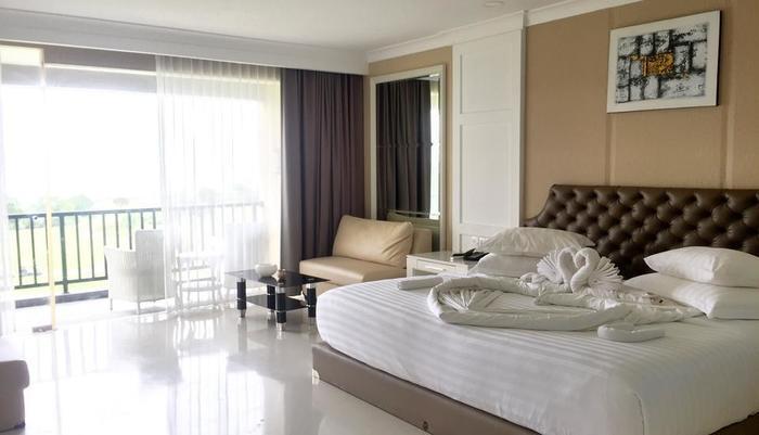 The Rich Prada Bali - grand suite