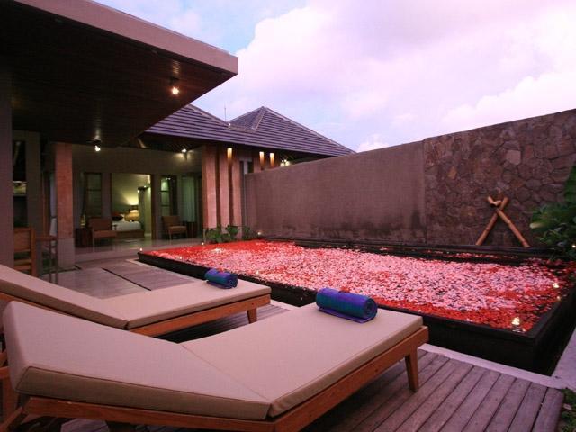 Villa Kayu Lama Bali - Kolam