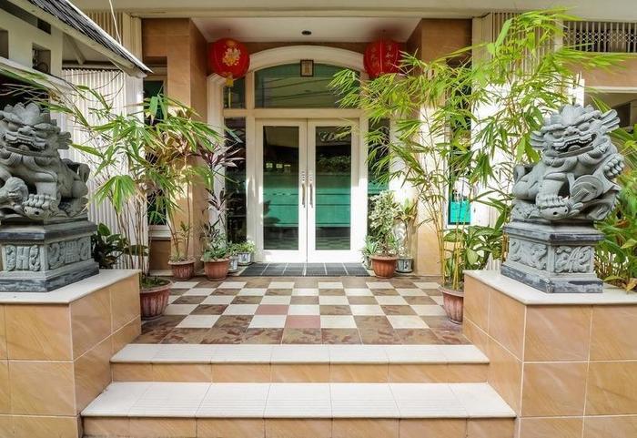 NIDA Rooms Makassar Savu - Penampilan