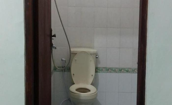 Morotai Camp Hostel Bali - Bathroom