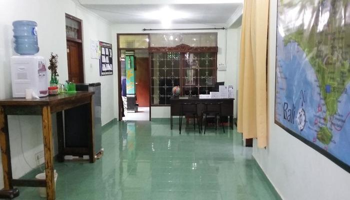 Morotai Camp Hostel Bali - Lobby